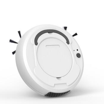 スギ貝掃除ロボット家庭用全自動クリーンインテリジェント掃引一体小型モップ掃除機白色