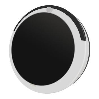 スギ貝の知能掃除ロボットの家庭用全自動掃除ロボットの充電三合一衝突防止掃除マシンの白黒モデル