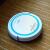 コトバL 6トレーラー全自動家庭用一体知能掃除機超薄型ミニ掃除ロボットライトブルー
