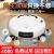 湖北省で出荷可能な欧州トーチカの知能掃除ロボットの怠け者の小型家庭用全自動床床引き機の三合一体掃除機の掃除機は、「黒」+布*4+ブラシ*4+充電ヘッドを掃除します。