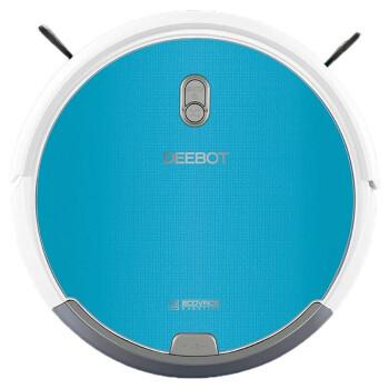 Ecovacs Ecovacs掃除ロボットの宝DG 805全自動知能企画超薄型家庭用掃除機の価格格は爆発的なものです。薄い青色です。