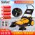 快霸(Kuarbaa)掃除機商用プッシュ式掃除機無動力工業工場の運転式掃除機掃除機一体掃除機KB-SD 910普通タイプの無動力です。